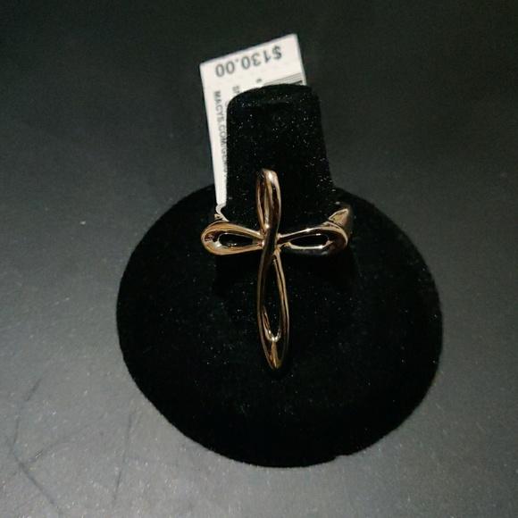 NAMBE Jewelry - CROSS WOMEN'S RING